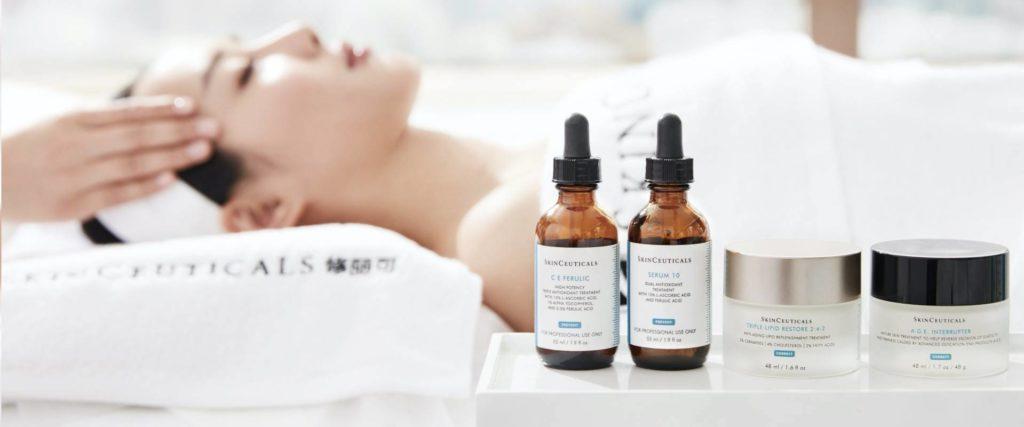 Produits de cosmétique Skinceuticals
